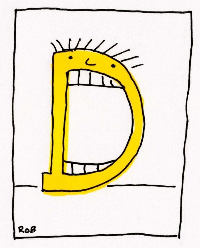 Letter D (648x800)